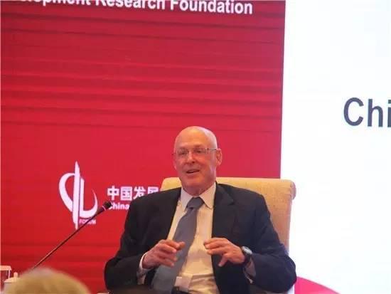 亨利·保尔森:中国与特朗普打交道的三种方式