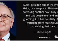 黄金真的跑不赢股票么?