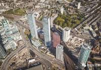 富力英国第二个开发项目曝光:投资超1.5亿镑收购伦敦一区地块