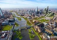 雄安新区的英国样本:半个世纪后,伦敦加速回归市中心